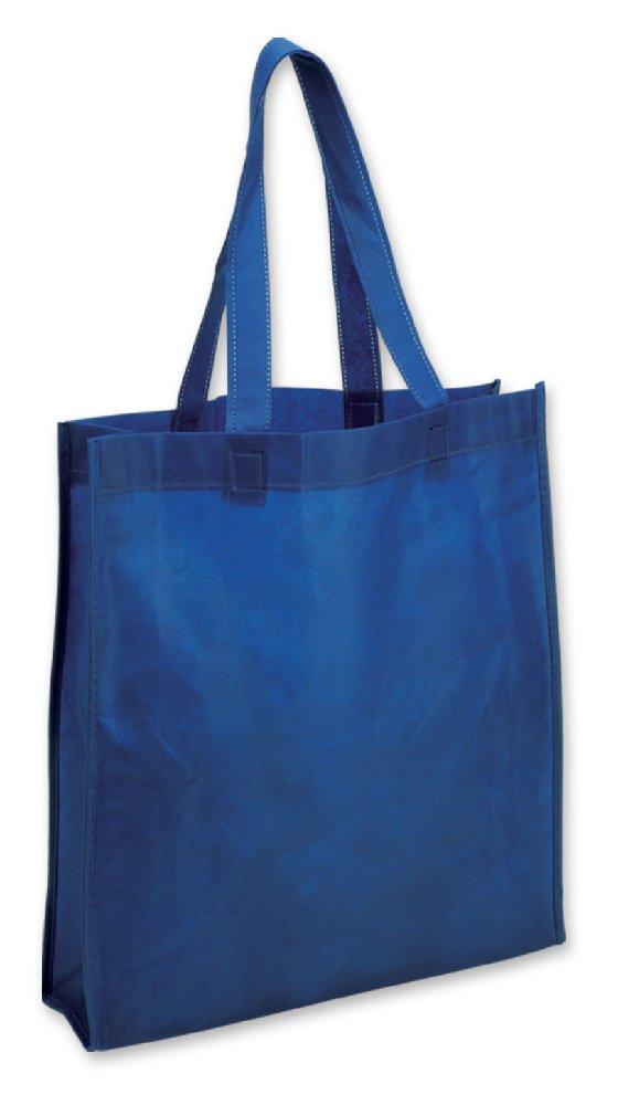 shopper blu soffietto