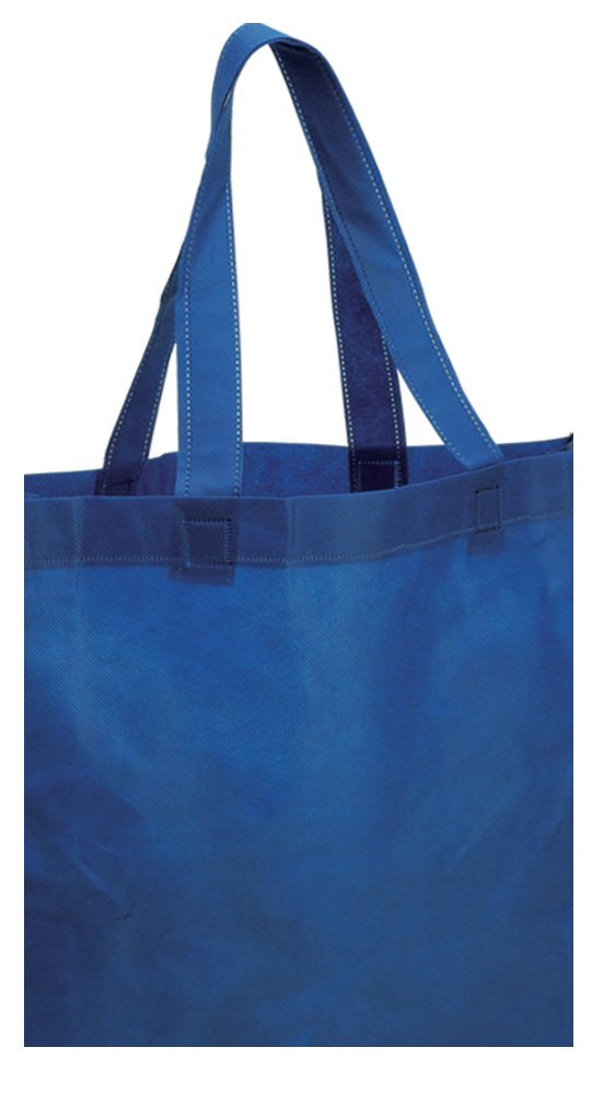 shopper in tnt blu